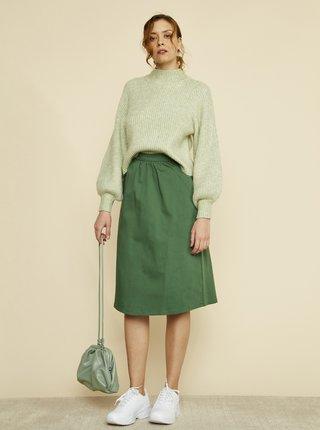 Zelená sukně ZOOT Amy