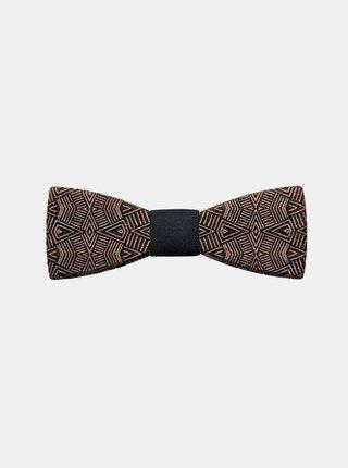 Dřevěný motýlek African Bow Tie, pánský BeWooden