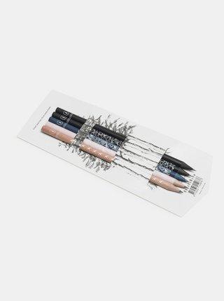 Set barevných dřevěných tužek Pencil Set BeWooden