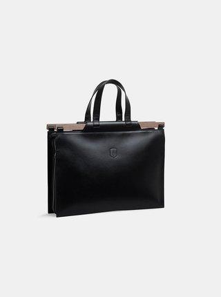 Business kožená taška Nox Virilia Handbag BeWooden