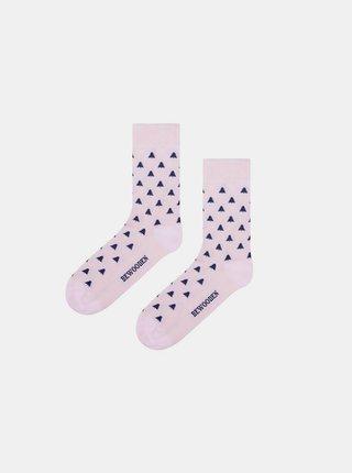 Dámské bavlněné ponožky Tree Socks od BeWooden