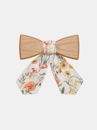 Dřevěný motýlek Pae, dámský BeWooden