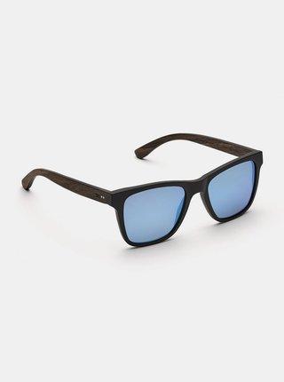 Dřevěné sluneční brýle Clever Hans Take A Shot