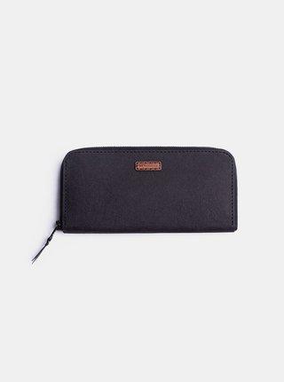Čierna papierová peňaženka Nox Woman Paper Wallet BeWooden