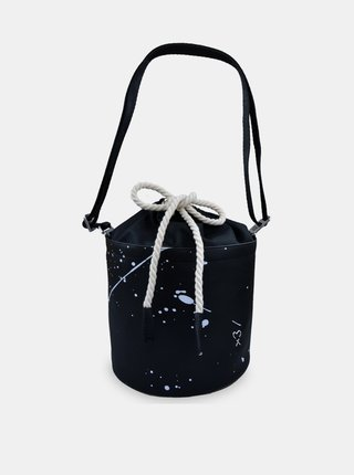 Xiss čierne crossbody kabelka Mini Black Splash