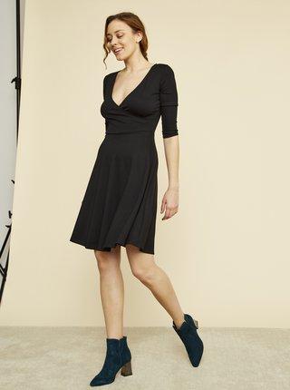 Čierne šaty ZOOT Megan