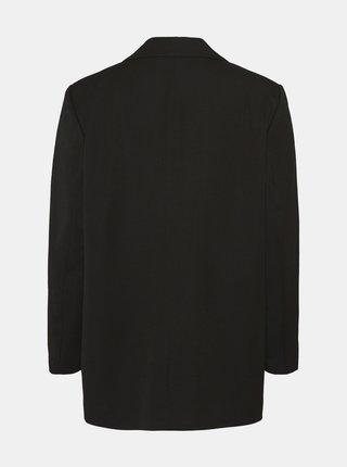 Černé volné sako VERO MODA Ivy