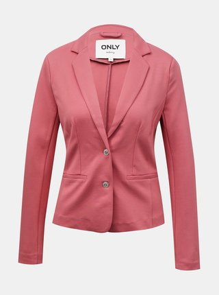 Růžové sako ONLY