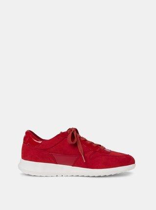 Červené tenisky Tamaris