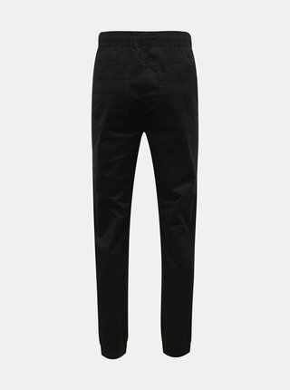 Čierne nohavice ONLY & SONS Linus