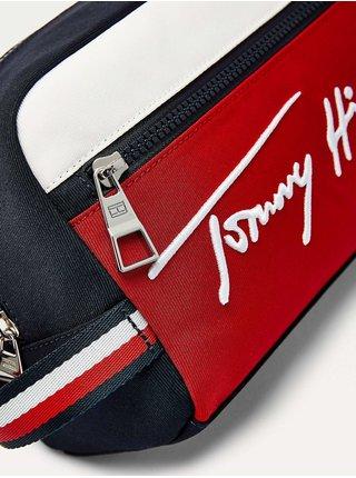 Tommy Hilfiger barevná kosmetická taška Signature Washbag