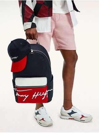 Tommy Hilfiger barevný batoh Signature Backpack s logem
