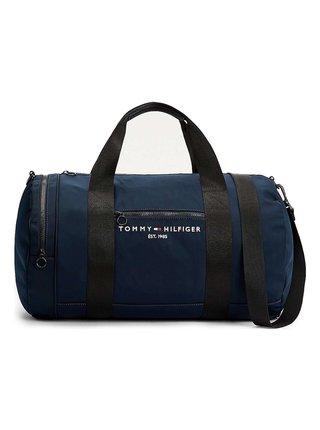 Tommy Hilfiger modrá pánská taška Esthablished Duffle Bag