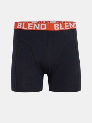 Modré pánske boxerky Blend