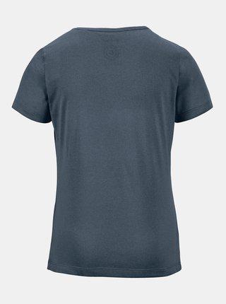 Tmavě modré holčičí tričko s potiskem killtec