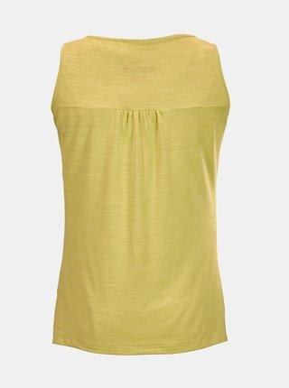 Žlté dámske tielko killtec