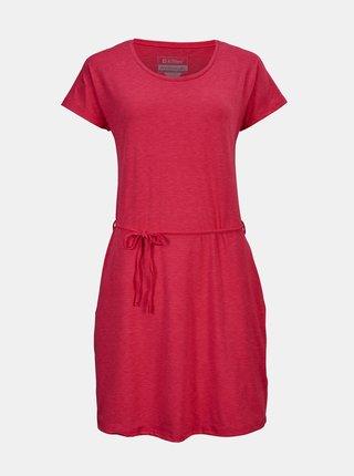 Růžové šaty killtec