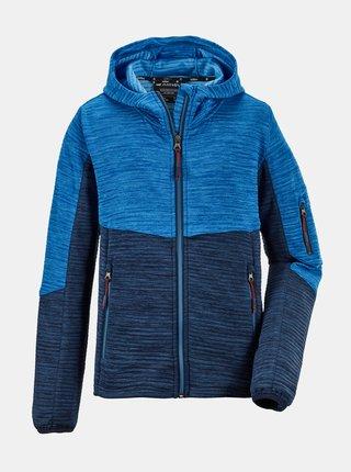 Modrá chlapčenská bunda killtec