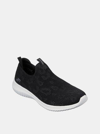 Skechers čierne slip on Ultra Flex Fast Talker