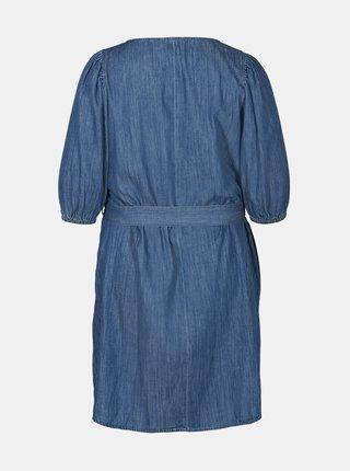 Modré šaty Zizzi