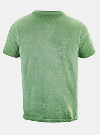 Zelené pánské tričko s potiskem killtec