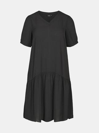 Čierne šaty Zizzi