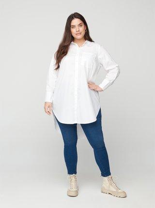 Biela košeľa Zizzi
