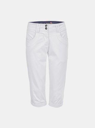 Bílé dámské 3/4 kalhoty killtec