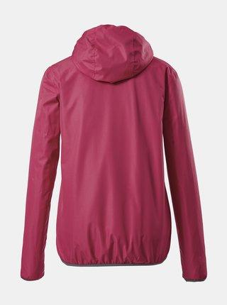 Růžová dámská bunda killtec