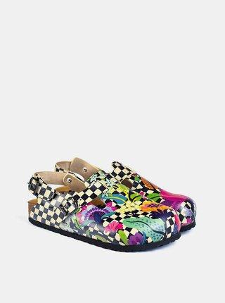 Calceo farebné sandále Classic Sandals Chessboard
