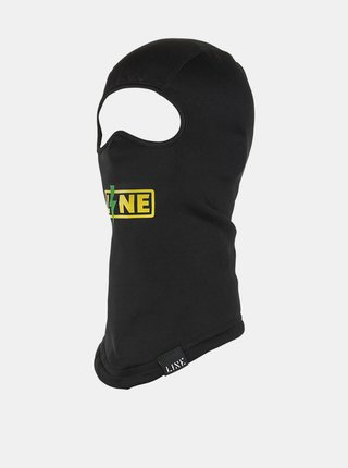 Line Ninja black kukla pod helmu - černá
