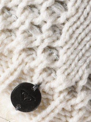 Roxy GLACIALIS Egret dámská čepice - bílá