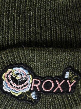 Roxy TORAH FOUR LEAF CLOVER dámská čepice - zelená