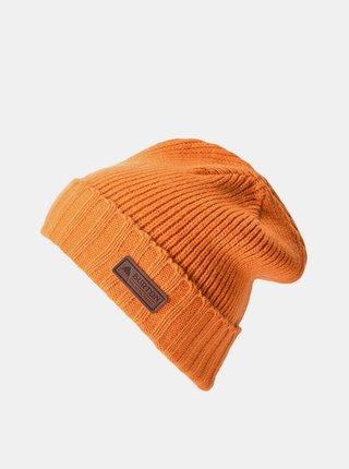 Burton GRINGO russet orange pánská čepice - oranžová