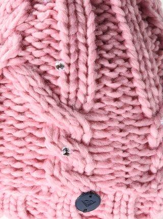 Roxy SHOOTING STAR GIRL PRISM PINK dámská čepice - růžová