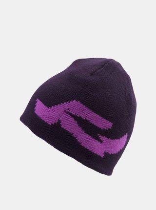 Ride Pattern Reversible VAMP dámská čepice - fialová