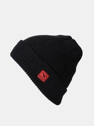 RVCA SMITH ST black pánská čepice - černá