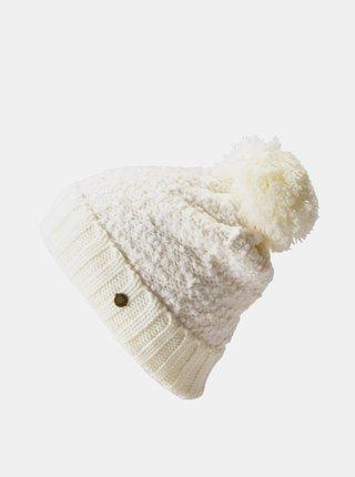 Roxy HAPPY STORM Marshmallow dámská čepice - bílá
