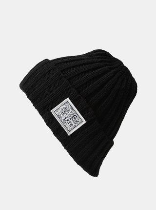 Element TIMBER FLINT BLACK pánská čepice - černá