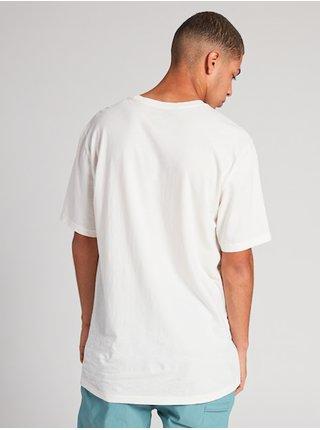Burton FAMILY TREE STOUT WHITE pánské triko s krátkým rukávem - bílá