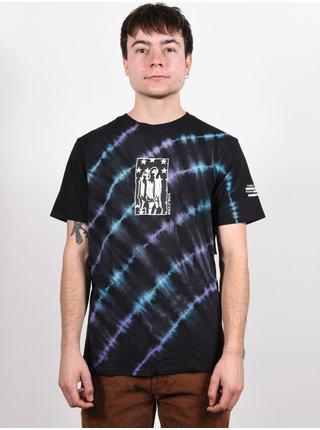 Volcom Agreedment MULTI pánské triko s krátkým rukávem - černá