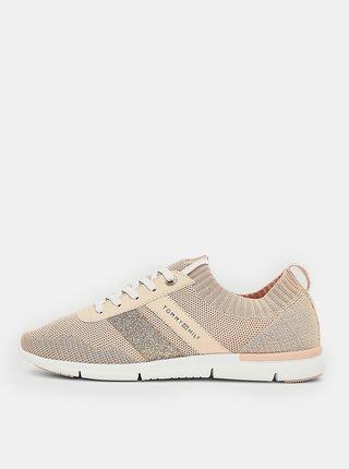 Tommy Hilfiger púdrové ponožkové tenisky Feminine Lightweight Sneaker Camo