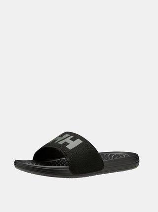 Černé pánské pantofle HELLY HANSEN