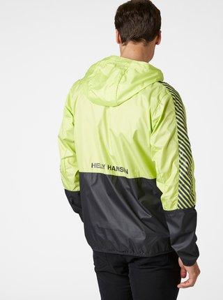 Černo-zelená pánská bunda HELLY HANSEN