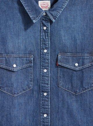 Modrá dámská džínová košile Levi's®
