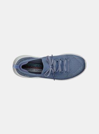 Skechers modré tenisky Ultra Flex 2.0 Laser Focus s lurexovou nití