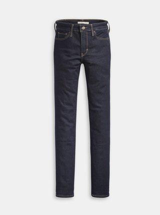 Tmavě modré dámské straight fit džíny Levi's®