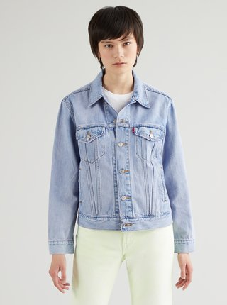 Světle modrá dámská džínová bunda Levi's®