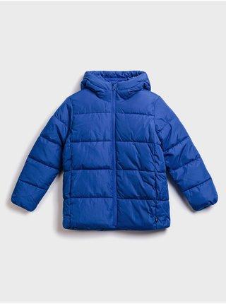 Modrá klučičí bunda GAP