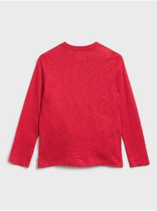 Červené holčičí tričko GAP